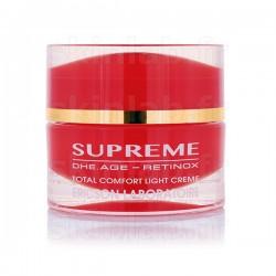 Crème Total Comfort LIGHT SUPREME DHE.Age Retinox E298 Ericson Laboratoire - Pot 50ml
