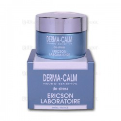De Stress Crème Derma-Calm E643 Ericson Laboratoire - Pot 50ml