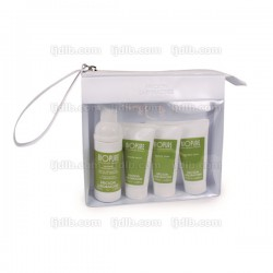 Travel-Kit BIOPURE T968 Ericson Laboratoire comprenant T969 Phyt'Oxygen 40ml - T970 Detox Gum 20ml - T971 Hydra Soft 20ml - T972