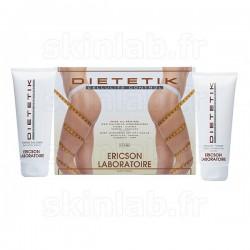 Dietetik Cellulite Control Box E1745 Ericson Laboratoire - Mise au régime des cellules graisseuses - Coffret 2 tubes