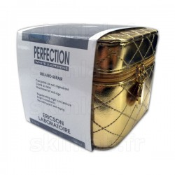 Box Concentré Melano-Repair Perfection E668 Ericson Laboratoire - Crème de nuit anti-taches - Vanity Pot 50ml