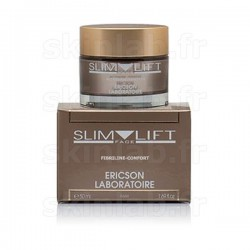 Crème Fibriline-Confort E2118 Ericson Laboratoire - Soin crème restructurant hydratant - Pot 50ml