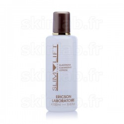 Elastinine Cleansing Lotion Slim-Face-Lift E2114 Ericson Laboratoire - Lotion nettoyante revitalisante - Flacon 250ml