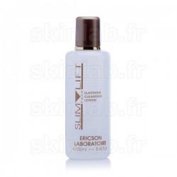 Elastinine Cleansing Lotion Slim-Face-Lift E2114 Ericson Laboratoire - Lotion nettoyante revitalisante - Flacon 250ml