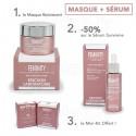 1 Masque Reviviscent E763 Feminity -50% sur le Sérum Survivine E764 Feminity Ericson Laboratoire