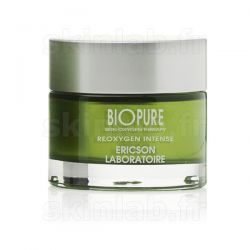 Reoxygen Intense BIOPURE E845 Ericson Laboratoire - Crème nourrissante - Pot 50ml