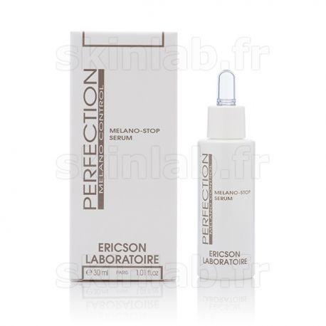 Melano-Stop Sérum Perfection E664 Ericson Laboratoire - Sérum anti-taches - Flacon compte-gouttes 10ml