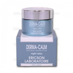 Night Relax Derma-Calm E644 Ericson Laboratoire - Pot 50ml