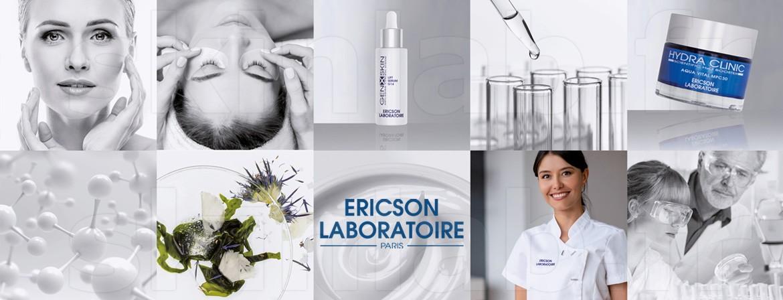 Ericson Laboratoire la marque