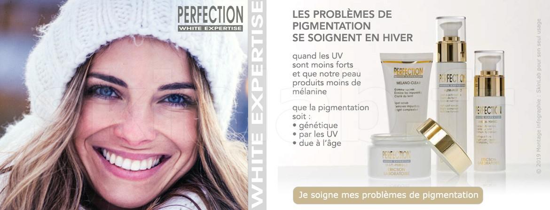 Les problèmes de pigmentation se soignent en hiver !
