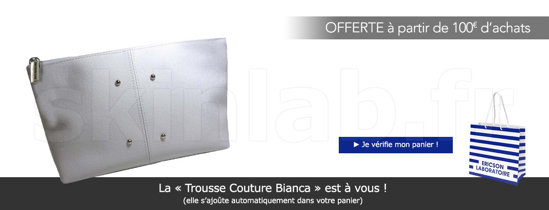 La Trousse Couture Bianca Offerte dès 100€ d'achats !