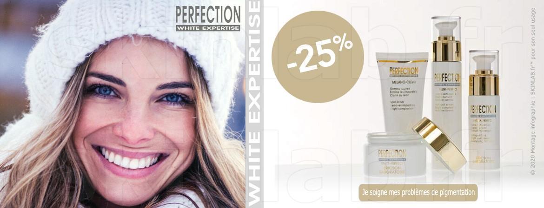 -20% sur toute la gamme Perfection !