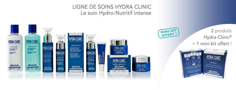Soins Hydra-Clinic