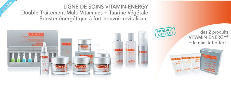Vitamin-Energy, la solution pour celles qui n'arrêtent jamais !
